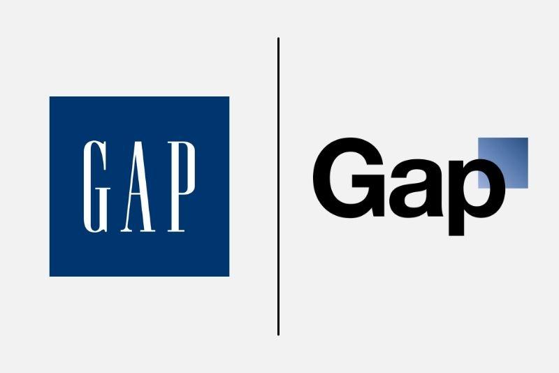 gap new logo failure