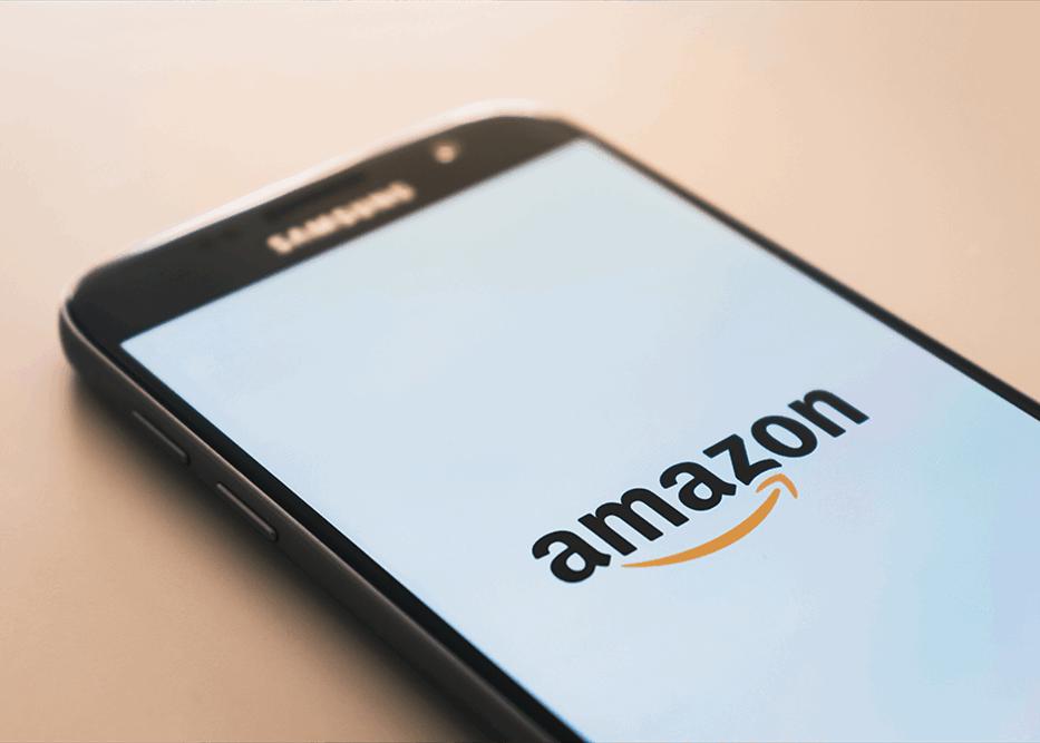 The Amazon logo story