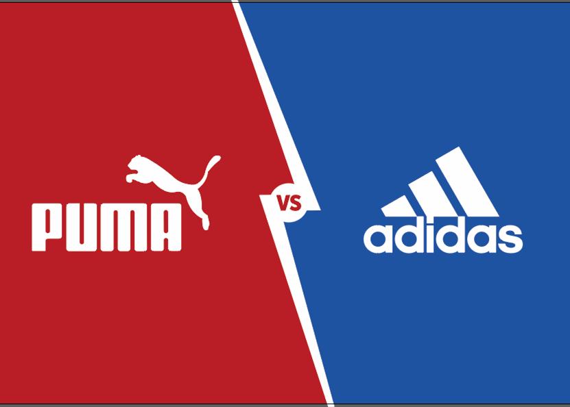 Adidas and Puma: A Family Story - Free Logo Design