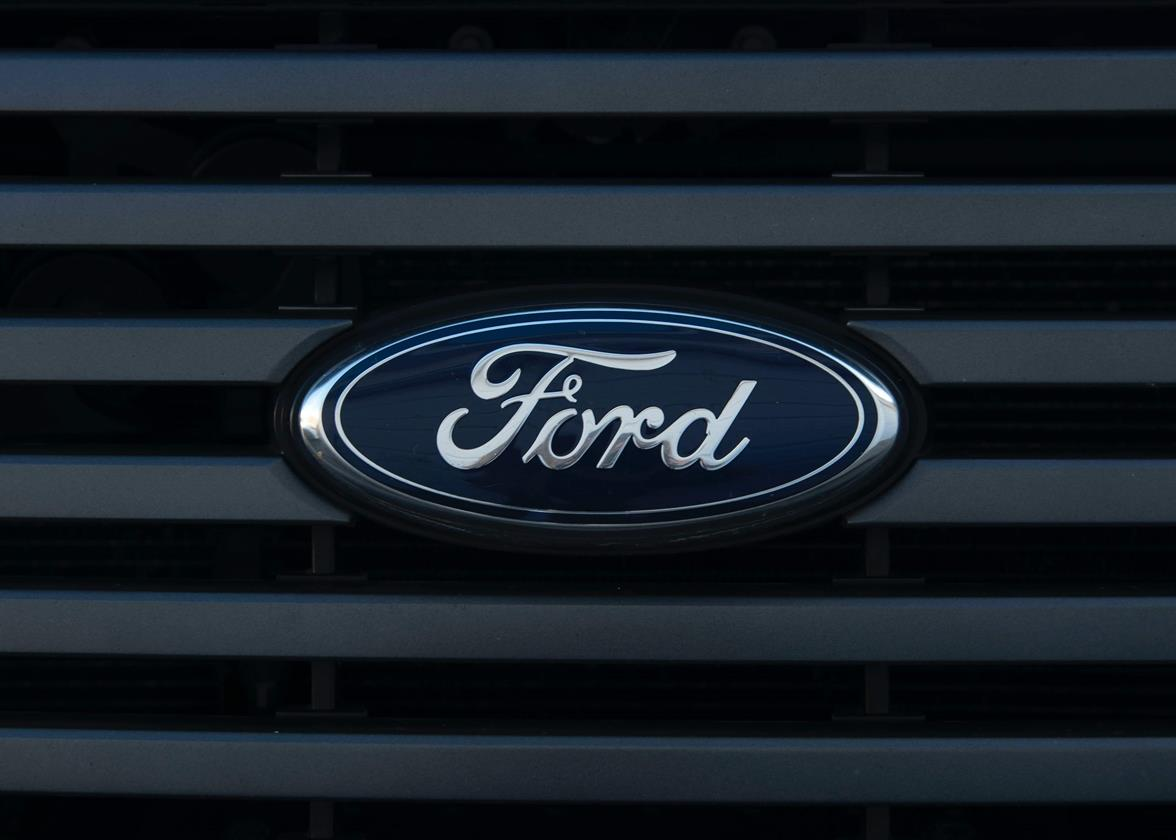 The History of the Ford Logo