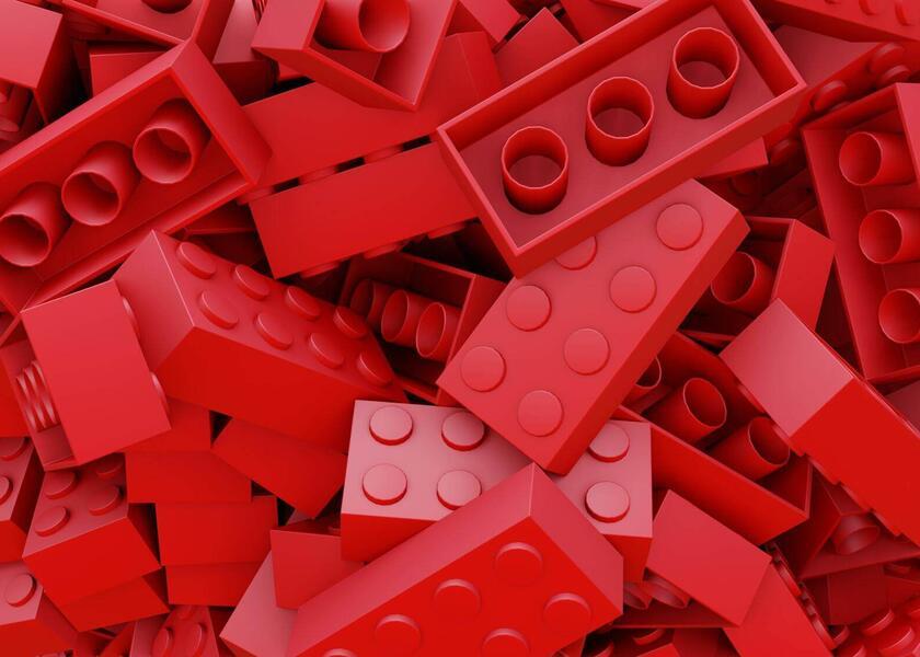 Inspiration: Créer un logo de couleur rouge