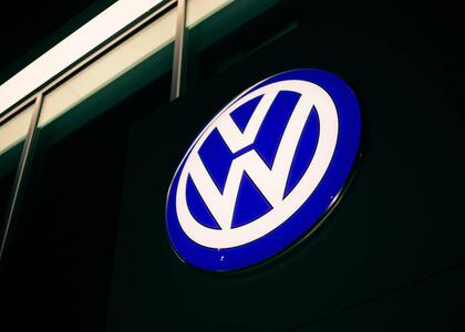 The History of the Volkswagen Logo