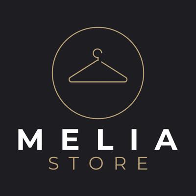 Garment shop logo with hanger icon - Fashion & Beauty Logo