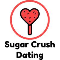Zucker-Crush-Logo Lutscher - Unterhaltung & Kunst Logo