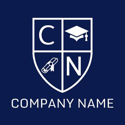 Logotipo de diploma heráldico - Empresa & Consultantes Logotipo