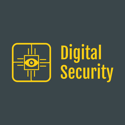 Digital Security logo - World Wide Web Logo