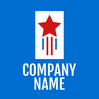 red star logo - Politics Logo