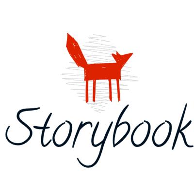 Fox-Logo für Kinder Buch - Kinder & Kinderbetreuung Logo