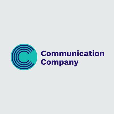 lined c logo - Communications Logo