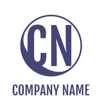 Wordmark logo with shadow - Communications Logo