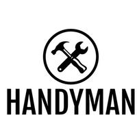 Logotipo de reparación con herramientas negras - Limpieza & Mantenimiento Logotipo