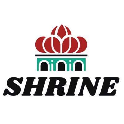 Logo del templo religioso - Arquitectura Logotipo