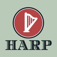 harp logo - Home Furnishings Logo