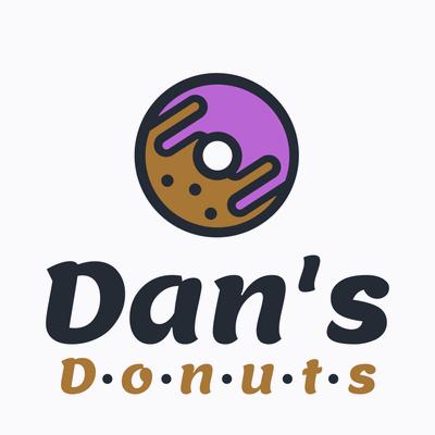 Donut Logo - Food & Drink Logo