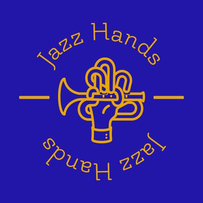 Jazz-Hand-Logo - Unterhaltung & Kunst Logo