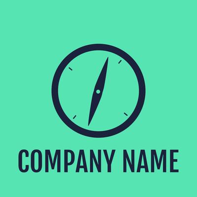 green compass logo - Technology Logo