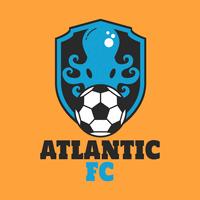 Logotipo Atlantic FC - Juegos & Entretenimiento Logotipo