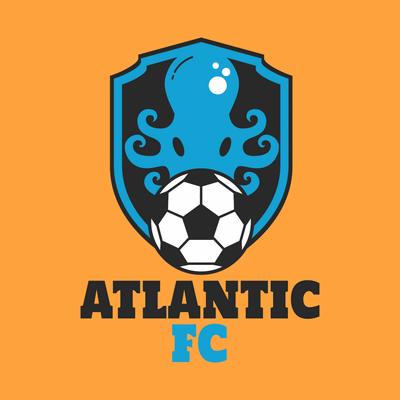 Atlantic FC logo - Sports Logo