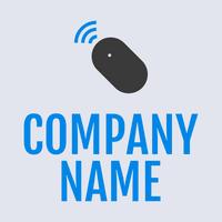 Logotipo remoto remoto - Internet Logotipo