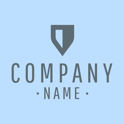 grey shield logo - Security Logo