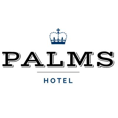 Logotipo Palms Hotel - Viajes & Hoteles Logotipo
