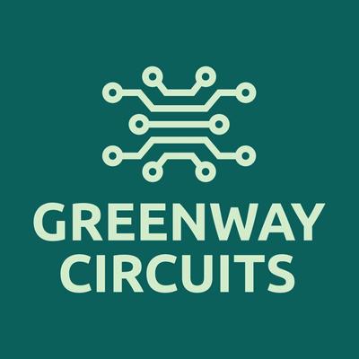 Electronic circuits logo - Technology Logo